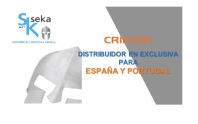 SEKA Y CRIFFER FIRMAN UN CONTRATO DE EXCLUSIVIDAD PARA ESPAÑA Y PORTUGAL